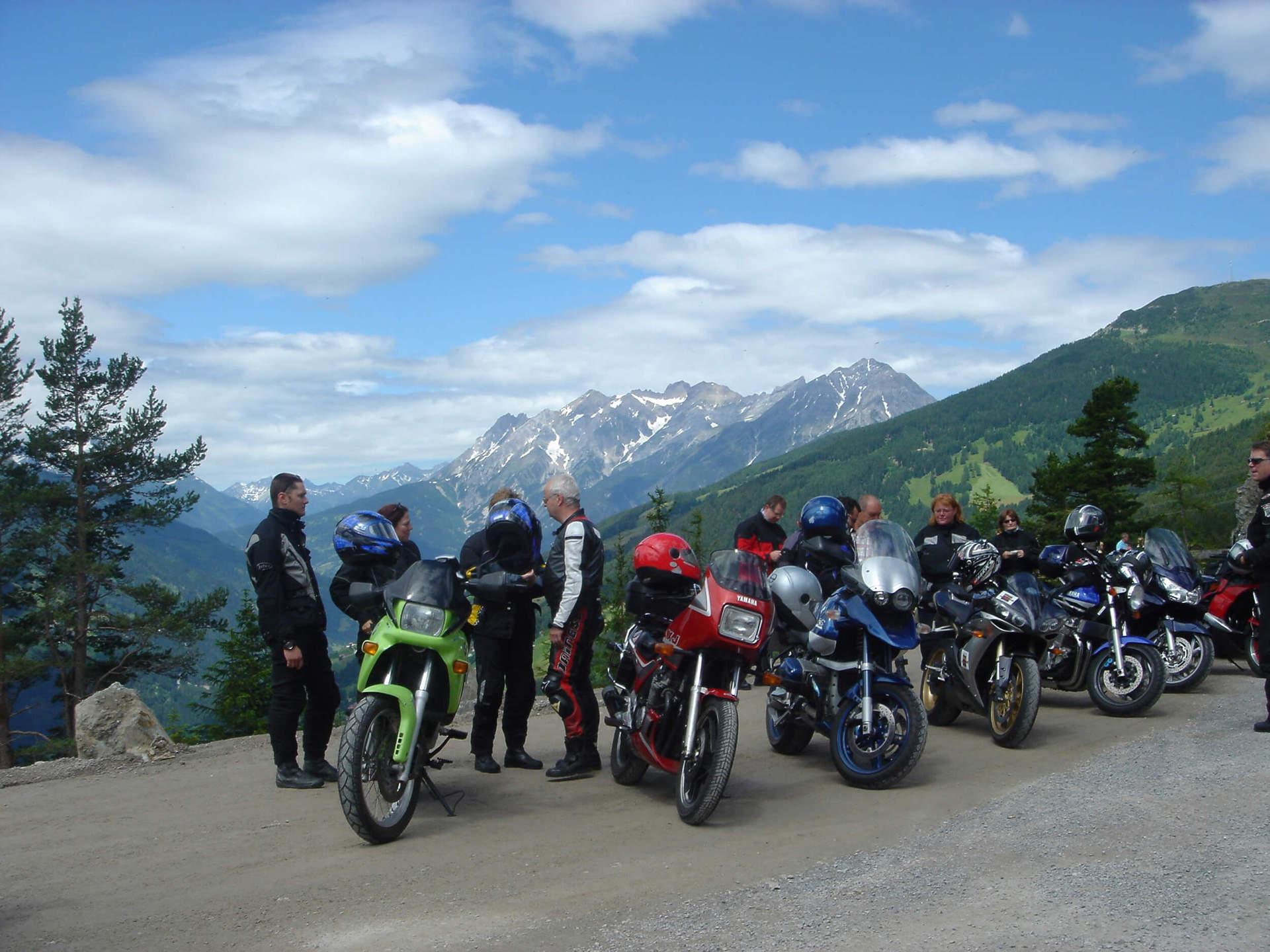 Alpen Hotel Post Motorradurlaub Mit Moho Motorrad Hotels